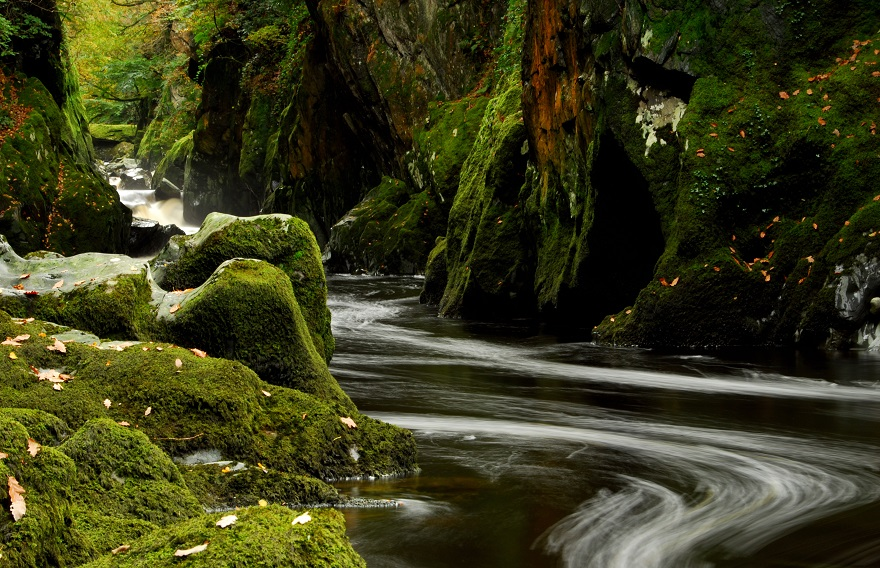 The Fairy Glen, Snowdonia National Park