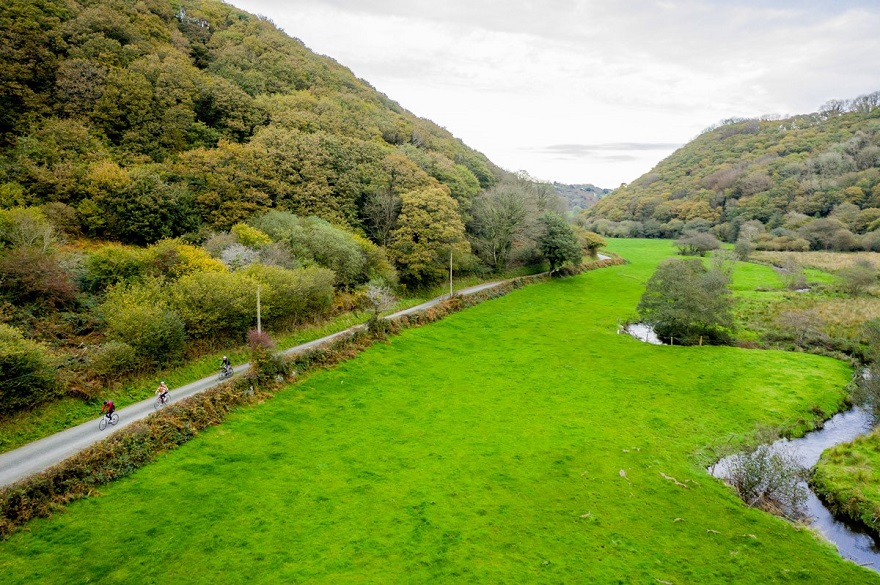 The Gwaun Valley Cycle Trail