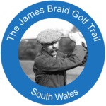 The James Braid Golf Trail South Wales Logo