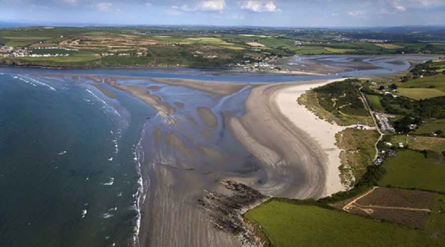 Traeth Poppit Sands