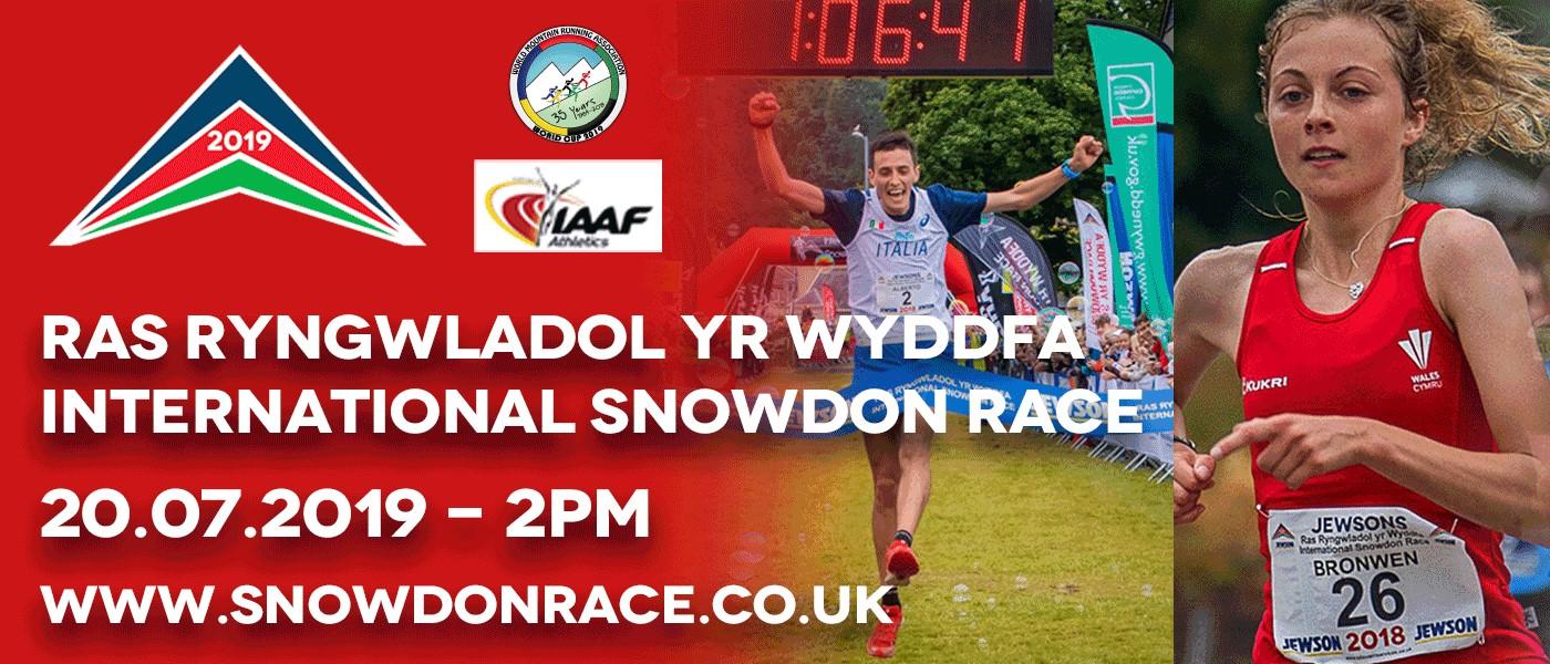 Ras Ryngwladol Yr Wyddfa International Snowdon Race