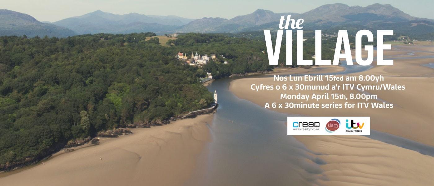 The Village TV Series, Portmeirion