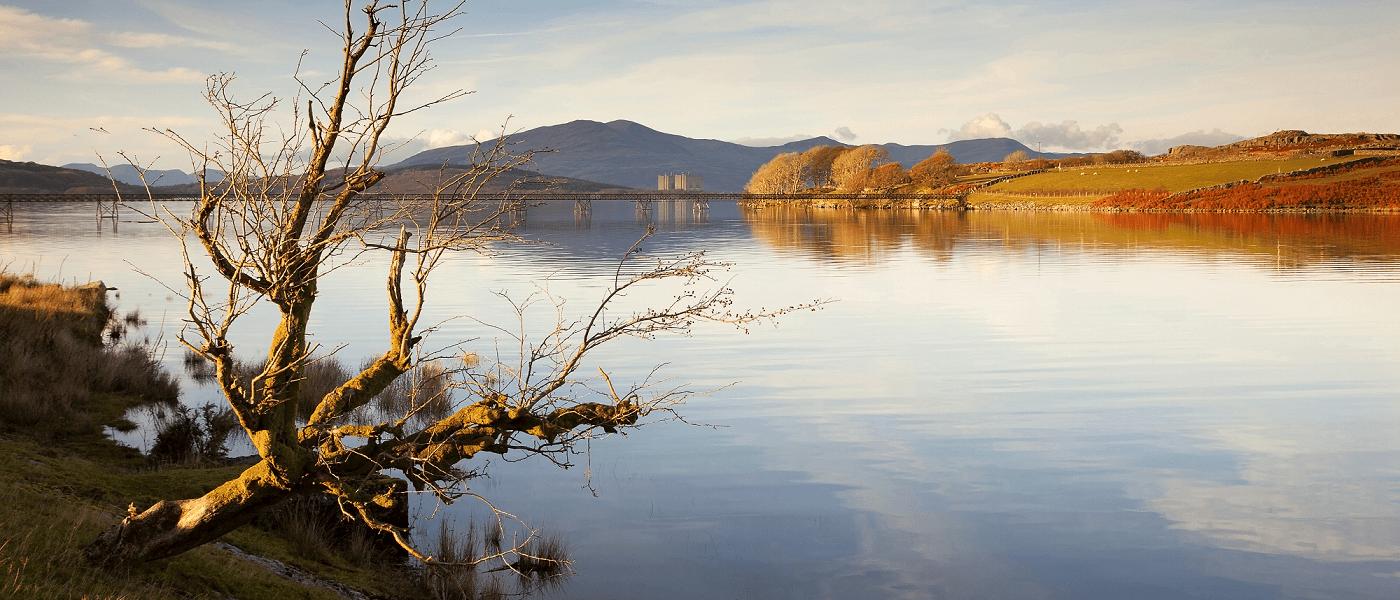 Llyn Trawsfyndd Lake