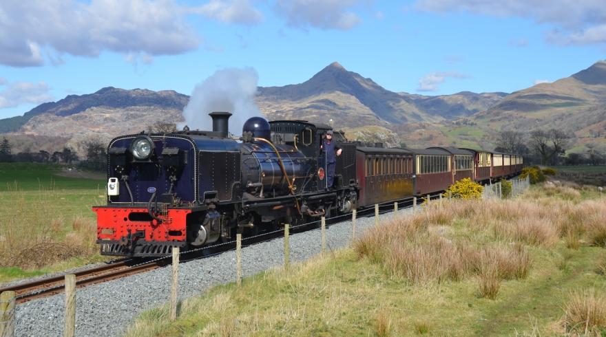 Ffestiniog and Welsh Highland Railways | Visit Snowdonia